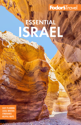Fodor's Essential Israel (Full-Color Travel Guide) Cover Image