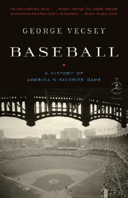 Baseball: A History of America's Favorite Game Cover Image