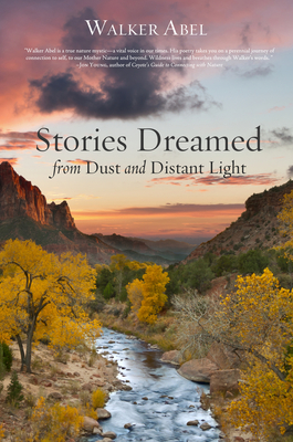 Cover for Stories Dreamed from Dust and Distant Light