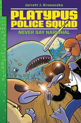 Cover for Platypus Police Squad