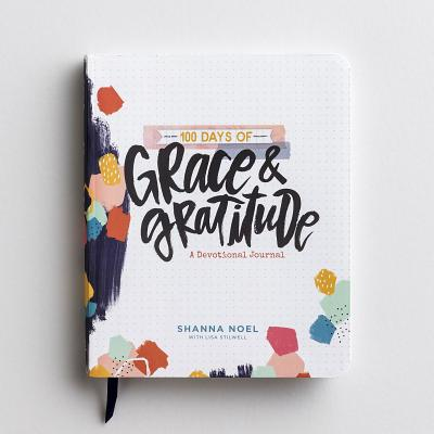 100 Days of Grace & Gratitde Cover Image