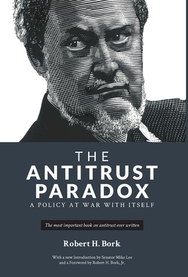 The Antitrust Paradox Cover Image