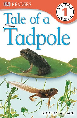 Cover for Tale of a Tadpole