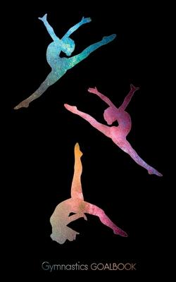 Gymnastics Goalbook (galaxy cover #10): Wag Cover Image
