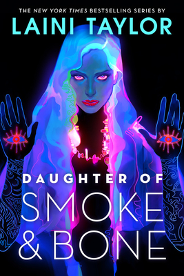 Daughter of Smoke and Bone Lib/E (Daughter of Smoke and Bone Trilogy #1) Cover Image