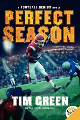 Perfect Season (Football Genius #6) Cover Image