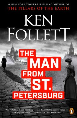 The Man from St. Petersburg Cover Image