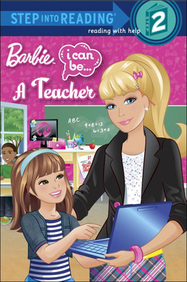 I Can Be a Teacher: I Can Be a Teacher (Barbie (Pb)) Cover Image