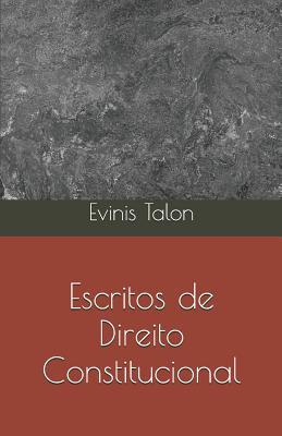 Escritos de Direito Constitucional Cover Image