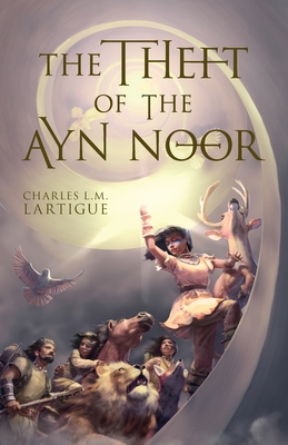 The Theft of the Ayn Noor Cover Image