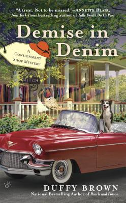 Demise in Denim (A Consignment Shop Mystery #4) Cover Image