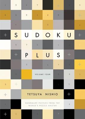 Cover for Sudoku Plus Volume Four