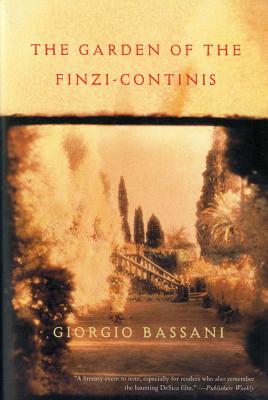 The Garden of Finzi-Continis Cover Image