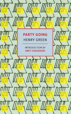 Party Going Cover