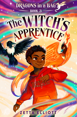 The Witch's Apprentice (Dragons in a Bag #3) Cover Image