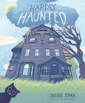 Hardly Haunted Cover Image