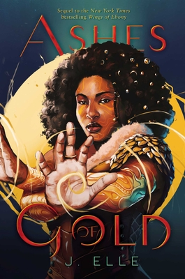 Cover for Ashes of Gold (Wings of Ebony)