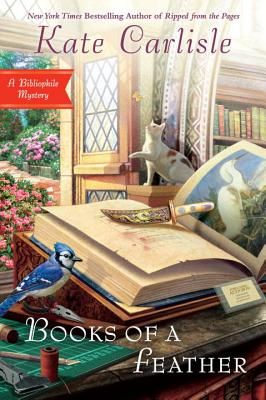 Books of a Feather (Bibliophile Mystery #10) Cover Image