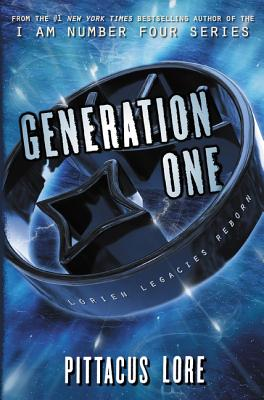 Generation One (Lorien Legacies Reborn #1) Cover Image