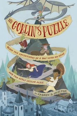 The Goblin's Puzzle Cover