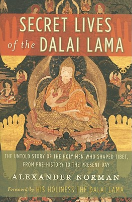 Secret Lives of the Dalai Lama Cover