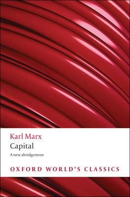 Capital (Oxford World's Classics) Cover Image