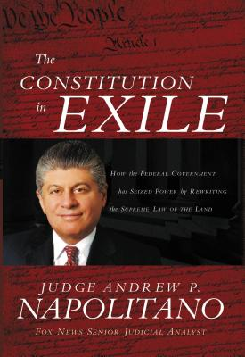 The Constitution in Exile Cover