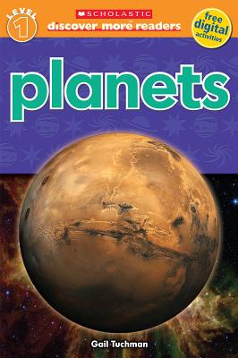 Planets (Scholastic Discover More Reader - Level 1) Cover Image