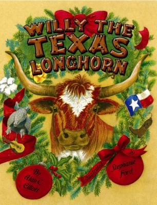 Willy the Texas Longhorn Cover Image