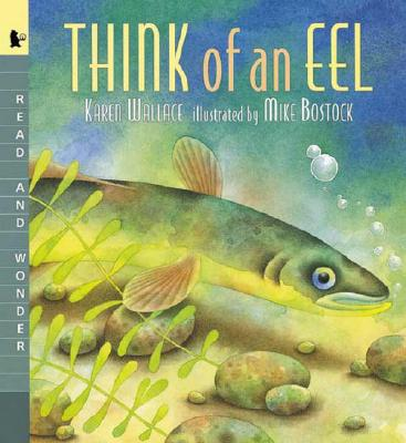 Think of an Eel Big Book Cover