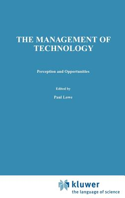 Management of Technology: Perception and Opportunities Cover Image