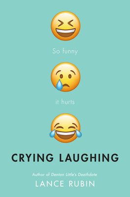 Crying Laughing Cover Image