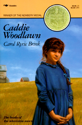 Caddie Woodlawn Cover Image