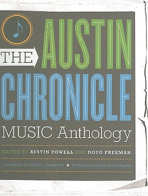 The Austin Chronicle Music Anthology Cover Image
