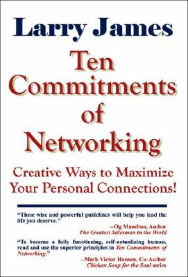Ten Commitments of Networking Cover