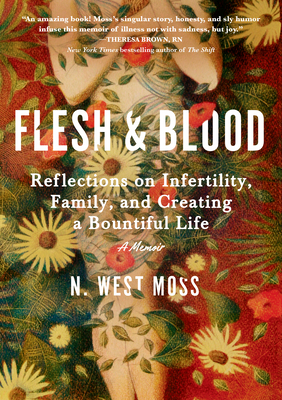 Flesh & Blood: Reflections on Infertility, Family, and Creating a Bountiful Life: A Memoir Cover Image