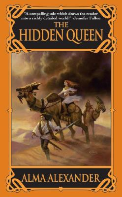 The Hidden Queen (Changer of Days #1) Cover Image
