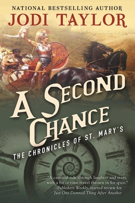 A Second Chance: The Chronicles of St. Mary's Book Three Cover Image