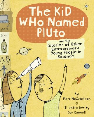 The Kid Who Named Pluto Cover