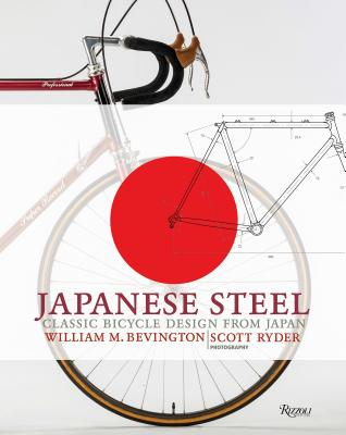 Japanese Steel: Classic Bicycle Design from Japan Cover Image