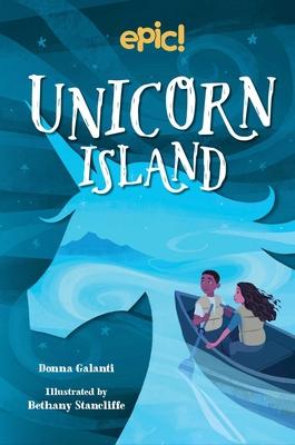 Cover for Unicorn Island