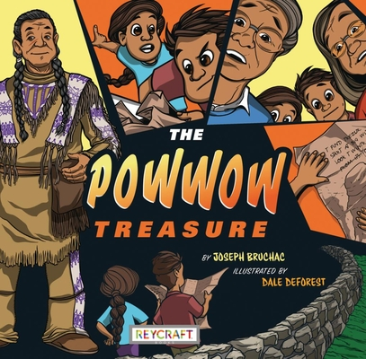 The Powwow Treasure Cover Image