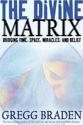 The Divine Matrix Cover