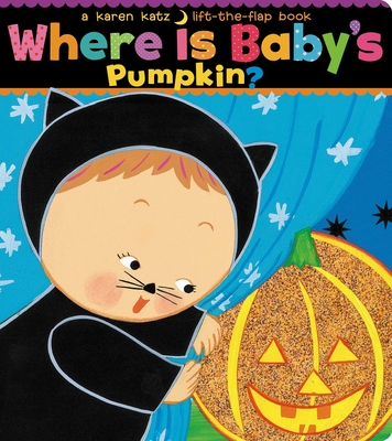 Where Is Baby's Pumpkin? Cover