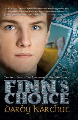 Finn's Choice (The Adventures of Finn MacCullen #4) Cover Image