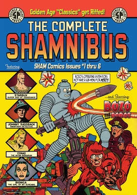 The Complete Shamnibus Cover Image