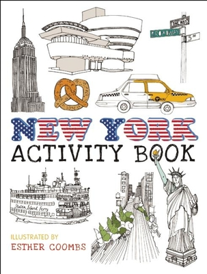 New York Activity Book Cover Image