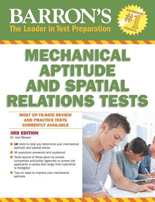 Mechanical Aptitude and Spatial Relations Test Cover Image