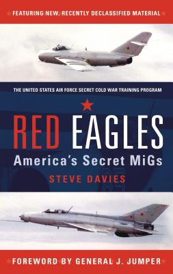 Red Eagles Cover