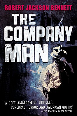 The Company Man Cover Image